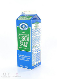 epsom salt cleanse